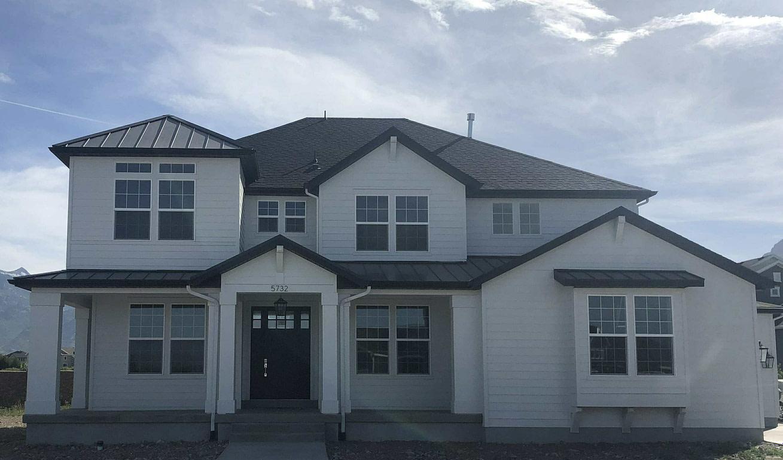 New Roof on Home in Alpine, Utah 2